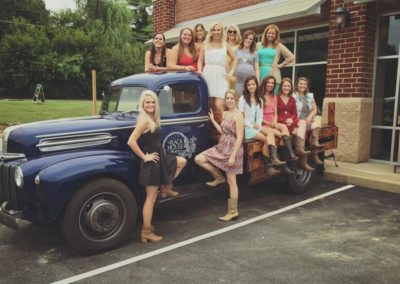 Photos with the '47 Ford