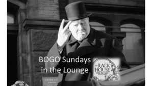BOGO Sundays in the Cigar Lounge