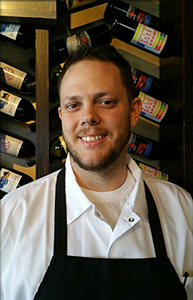 Chef Philip Day at The Rack House Cottleville