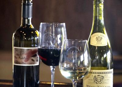 Expanded Wine Menu