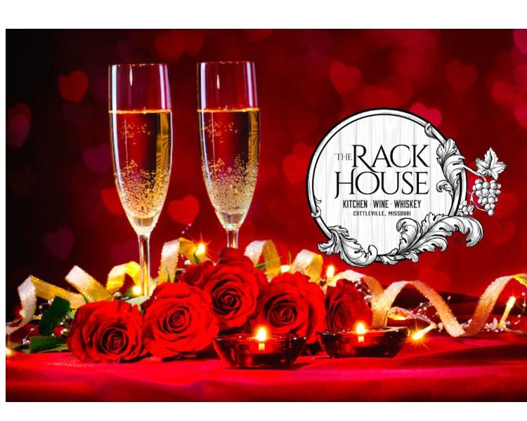 Valentines Prix Fixe Three Course Dinner