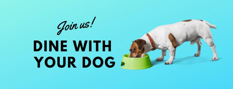 Dine with your Dog!