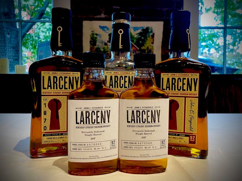 Larceny Kentucky Straight Bourbon